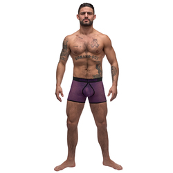 MP Airotic Mesh Enhancer Short Ppl Lrg