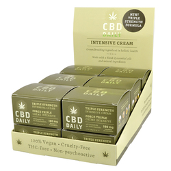 EB CBD 12pc Daily Intense Triple Strengt