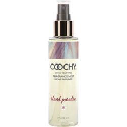 Coochy Fragrance Mist Island Paradise 4o