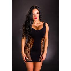 Beverly Hills Tank  Dress OS Black