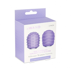 Le Wand Petite Silicone Texture Covers V