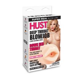 Hustler Deep Throat Blow Job