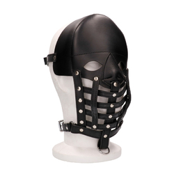 Ouch! Pain - Saddle Leather Heavy Mask