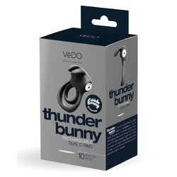 VeDo Thunder Rechargeable Dual CR Black