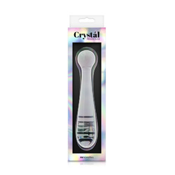 Crystal Pleasure Wand Clear