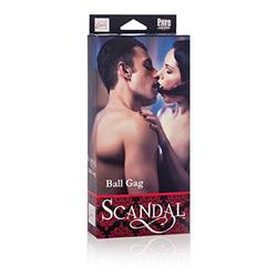 Scandal Hidden Pleasure Ball Gag