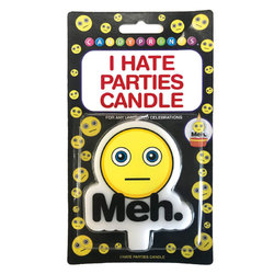 Meh., Candle