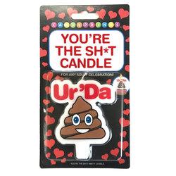 Ur Da Poop, Candle