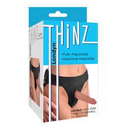 Thinz Londyn Harness Adjustable