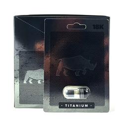 Rhino 18K Titanium 24/Display