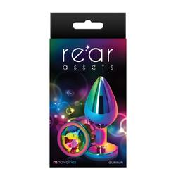 Rear Assets Multicolor Medium Rainbow