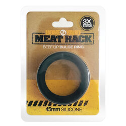 Meat Rack Cock Ring Black