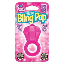 BLING POP RING - PINK