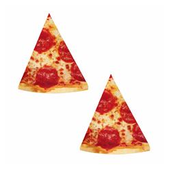 Neve Nude Pastie Pizza Pie