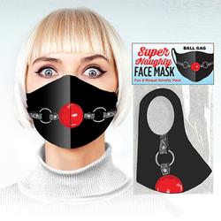 Mask Ball Gag