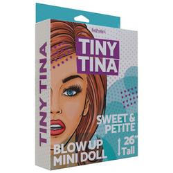 """Tiny Tina Petitie Size Blow Up Doll. 26"""""""