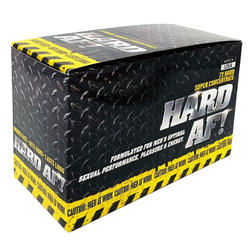 Hard Af Male Enhancer 24 Count Display