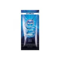 Skins Aqua Waterbased Lubricant 5ml