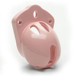 """CB-X Mini Me Pink Male Chastity 1.25"""" Le"""