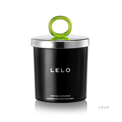 LELO Massage Candle Snow Pea &Cedarwood