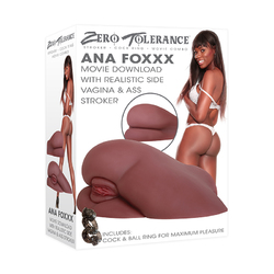 ZT Ana Foxxx Movie Download W/Vagina&As