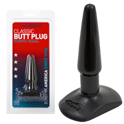Small Butt Plug (Black)