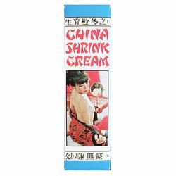 China Shrink Cream .5oz.