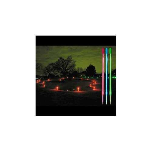 1 Dozen 12 Inch Green LED Runway Markers