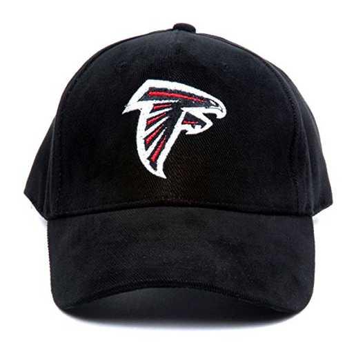 Atlanta Falcons Flashing Fiber Optic Cap