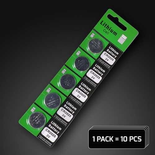 CR2025 Batteries