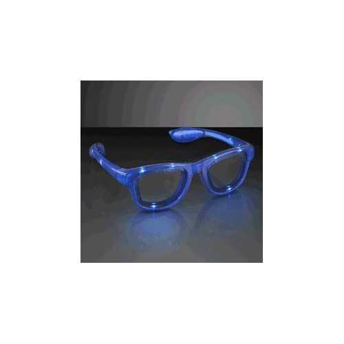 Assorted LED Nerd Glasses