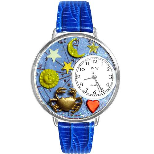 Cancer Watch in Silver (Large)