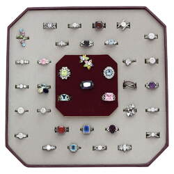 KIT-C-Size6 - Stainless Steel Kits High polished (no plating) Women Assorted Assorted