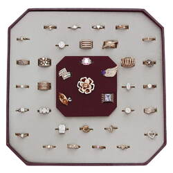 KIT-D-Size6 - Brass Kits IP Rose Gold(Ion Plating) Women Assorted Assorted