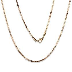 TK2440R - Stainless Steel Chain IP Rose Gold(Ion Plating) Women No Stone No Stone