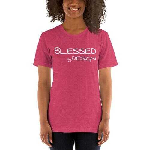 Blessed By Design Womens Classic T-Shirt