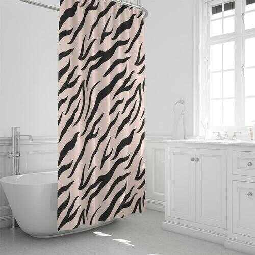 """PInkly Wild Style Shower Curtain 72""""x72"""""""