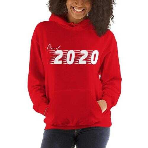 Class Of 2020 Womens Hoodie