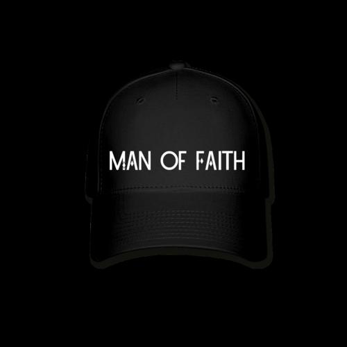 Man Of Faith Baseball Cap