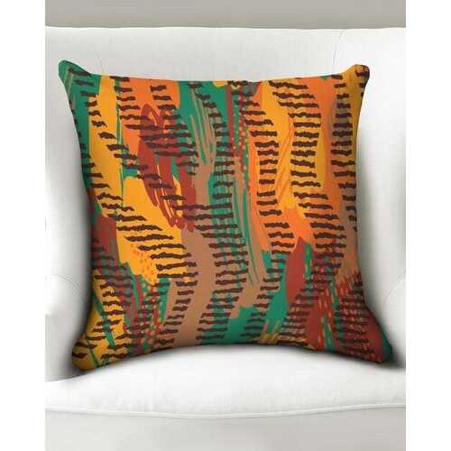 "Tribal Colorful  Throw Pillow Case 20""x20"""