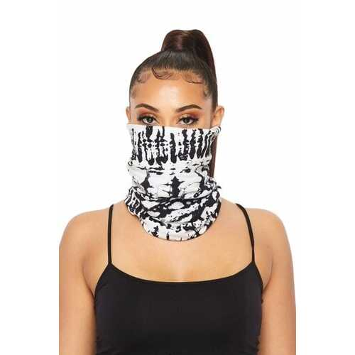Neck Gaiters, Tie-Dye Face Covering