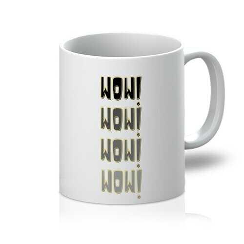 WoW WoW 11oz Mug