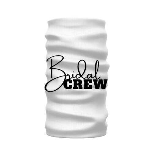 Bridal Crew Graphic Neck Warmer Morf Scarf
