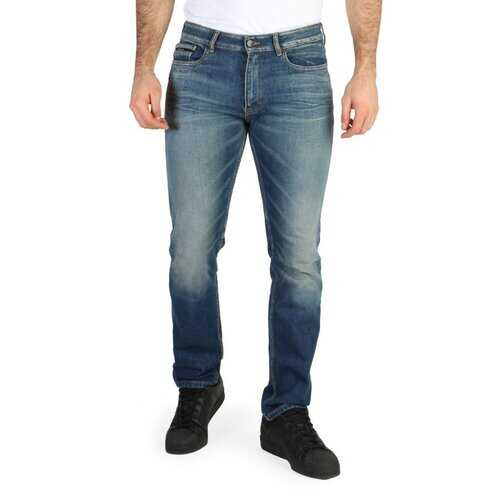 Calvin Klein Men's Blue Denim Jeans