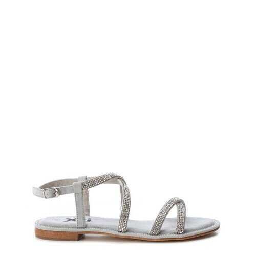 Xti Women's Sandals, Flat Ankle Strap Open Toe Shoes / 48996