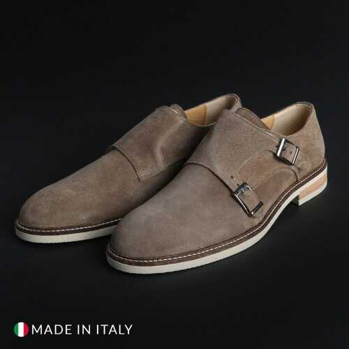 Madrid Men's Camoscio Shoes - 600