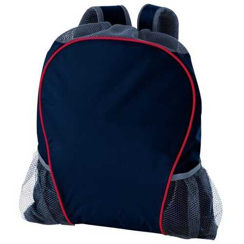Holloway Athletic Sports Bag, Adjustable Rig Backpack - Sporting Goods