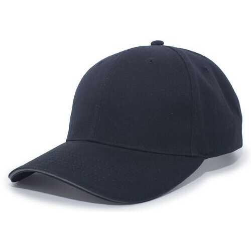 Baseball Cap, High Visibility Hook-And-Loop Adjustable Cap