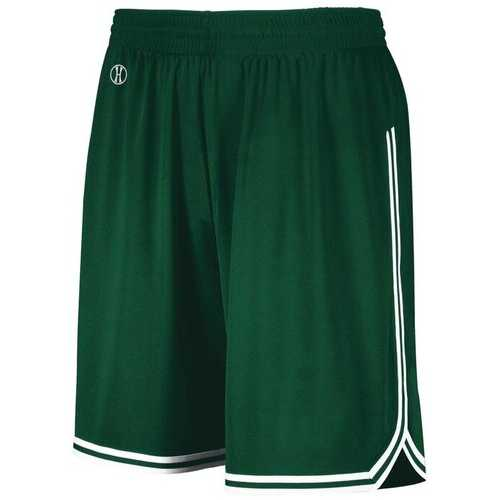 Youth Athletic Shorts, Retro Sports Short Pants - 224277