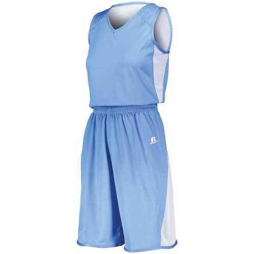 Athletic Shorts, Undivided Single Ply Reversible - Sportswear Shorts